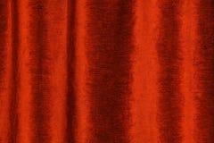 czerwony aksamit Obraz Stock