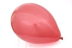 czerwony balonowa Zdjęcia Royalty Free
