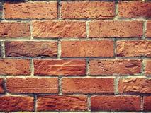 Czerwony betonowej ściany tło zdjęcie royalty free