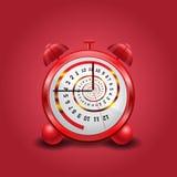 Alarm Fotografia Stock