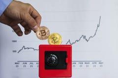 Czerwony Cashbox zdjęcie stock