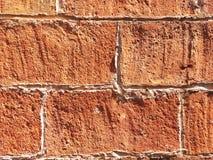 czerwony cegły Obrazy Stock