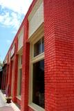 czerwony cegły zdjęcia royalty free