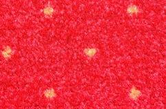 Czerwony chodnik Zdjęcie Stock