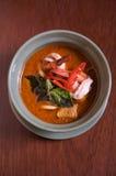Czerwony Curry Fotografia Stock