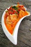 Czerwony curry Obrazy Royalty Free
