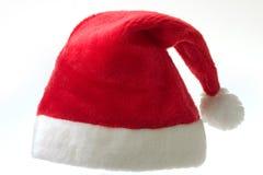 czerwony czapkę świętego obraz stock