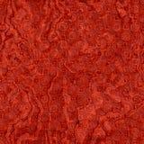 Czerwony dekoracyjny papier obraz stock