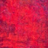 Czerwony demage tekstury tło Obrazy Stock