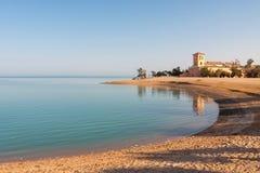 Czerwony Denny wybrzeże. Egipt obrazy royalty free
