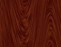 czerwony drewna Obrazy Royalty Free