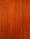 czerwony drewna Zdjęcie Royalty Free
