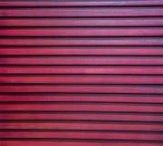 Czerwony Drewniany Gabinetowy abstrakt VI Fotografia Royalty Free