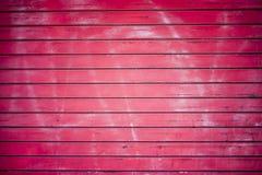 Czerwony Drzwiowy Tło ((1) 2) fotografia stock