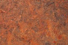 Czerwony dykta wzór Obraz Royalty Free