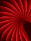 Czerwony elegancki abstrakcjonistyczny tło Fotografia Stock