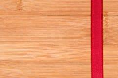 Czerwony faborek Zdjęcie Stock
