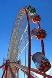 Czerwony Ferris koło Zdjęcie Stock