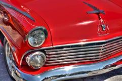 Czerwony Ford Fairlane Obrazy Stock