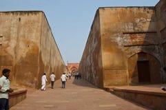 Czerwony fort Agra India Zdjęcia Stock