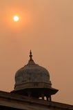 Czerwony fort Agra, India - Obrazy Stock