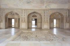 Czerwony fort, Agra, Uttar Pradesh, India Fotografia Stock
