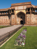 Agra fort Obrazy Royalty Free