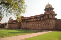 Czerwony fort, Agra, Uttar Pradesh, India. Zdjęcie Stock