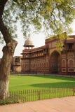 Czerwony fort, Agra, Uttar Pradesh, India. Obrazy Royalty Free