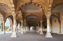 Czerwony fort lokalizować w Agra, India Fotografia Royalty Free