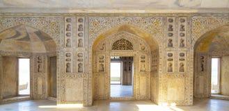 Czerwony fort w Agra, Amar Singh brama, Obraz Royalty Free
