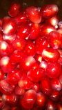 Czerwony Garnet Zdjęcia Royalty Free