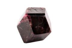 Czerwony Garnet Zdjęcie Stock