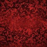Czerwony grunge bożych narodzeń tło Obraz Stock