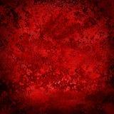 Czerwony grunge tło Zdjęcia Royalty Free