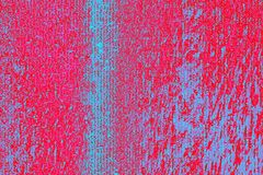 Czerwony i błękitny mozaiki tło Zdjęcia Stock