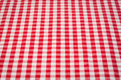 Gingham Obraz Royalty Free