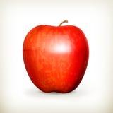 Czerwony jabłko Zdjęcie Stock