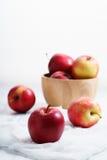 Czerwony jabłko Obraz Stock