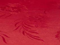 czerwony jedwab obraz royalty free