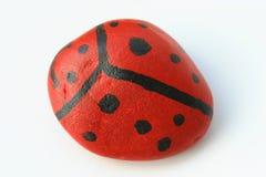 czerwony kamień zdjęcie stock