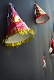 Czerwony kapelusz Zdjęcia Royalty Free