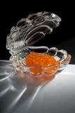 czerwony kawior. zdjęcia royalty free