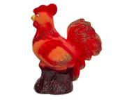 czerwony kogut Obrazy Stock