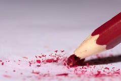 Czerwony kolor Fotografia Royalty Free