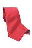 Czerwony krawat Obraz Stock