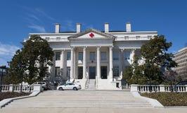 Czerwony Krzyż kwatery główne Zdjęcia Royalty Free