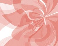 czerwony kształty ilustracja wektor