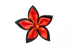 Czerwony kwiat. zdjęcia stock