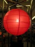 Czerwony lampion Fotografia Royalty Free